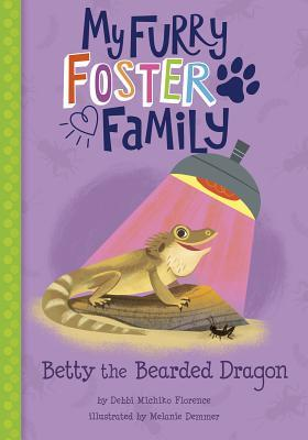 Betty the Bearded Dragon by Debbi Michiko Florence