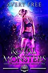 Royal Monsters (Savage Magic Academy, #1)