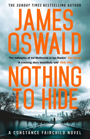 Nothing to Hide (DC Constance Fairchild, #2)