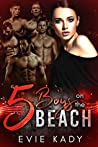 5 Boys on the Beach (5 Boys Book 4)