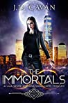 The Immortals (A Lila Stone Supernatural Crime Thriller Book 1)