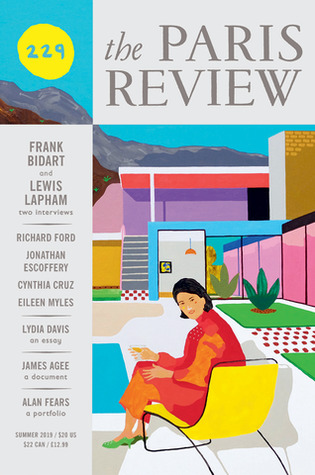 The Paris Review Issue 229 by The Paris Review