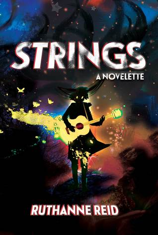 Strings (Among the Mythos 0.5) by Ruthanne Reid