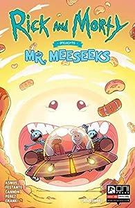 Rick and Morty Presents: Mr. Meeseeks #1