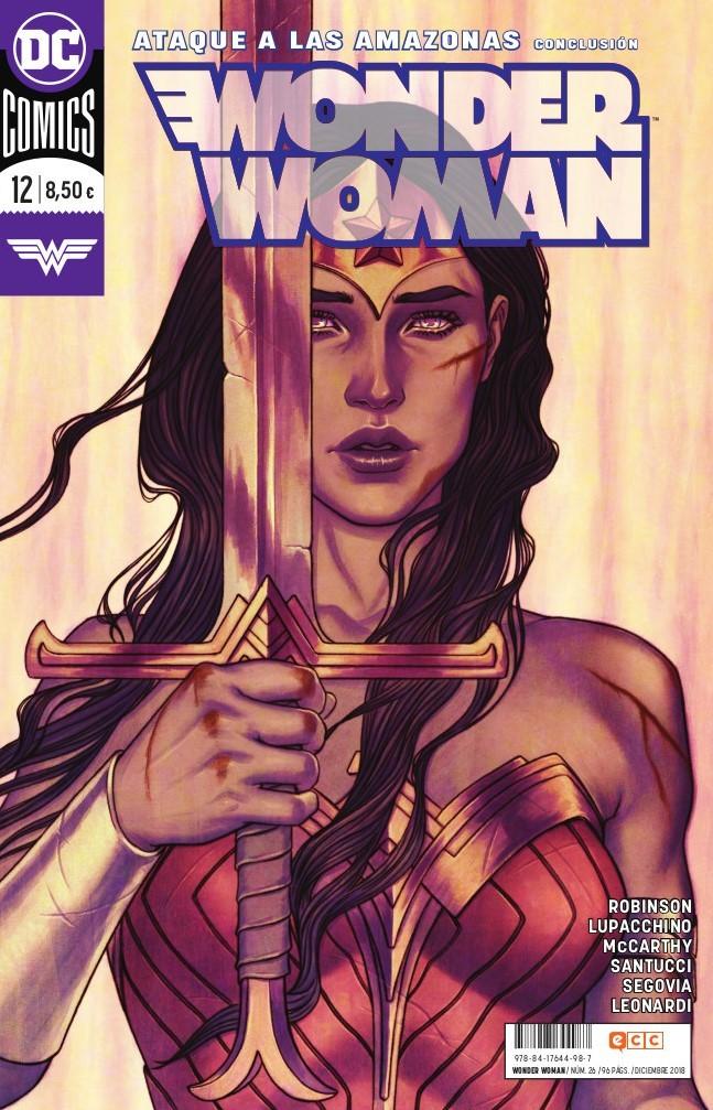 Wonder Woman núm. 26/12