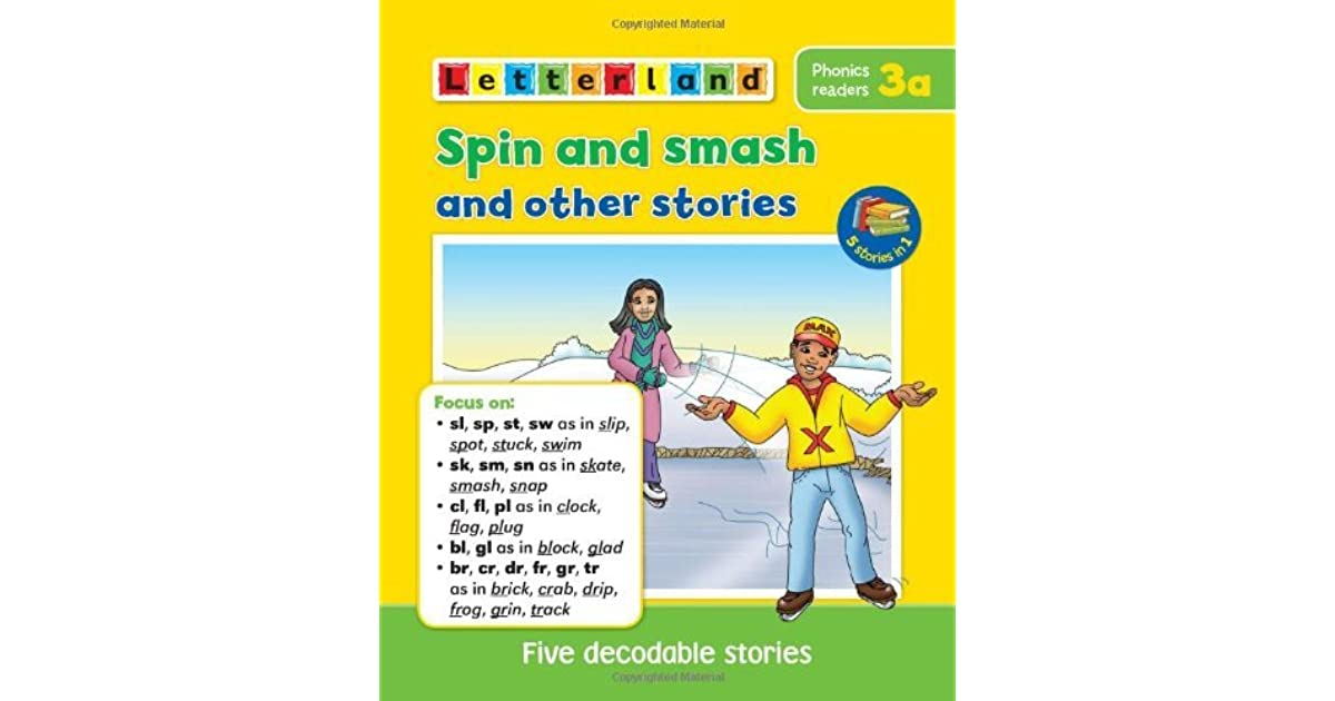 Phonics Readers Set 3 By Stamey Carter