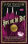 Book cover for Hope for the Best (The Chronicles of St Mary's, #10)