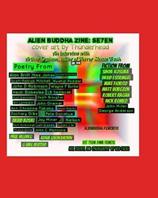 Alien Buddha Zine #Se7en by Alien Buddha