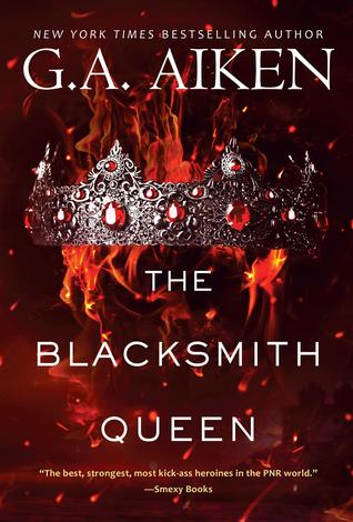 Book Review: The Blacksmith Queen by G.A. Aiken