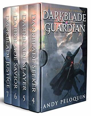 Darkblade Guardian: Defenders of Legend Omnibus 2