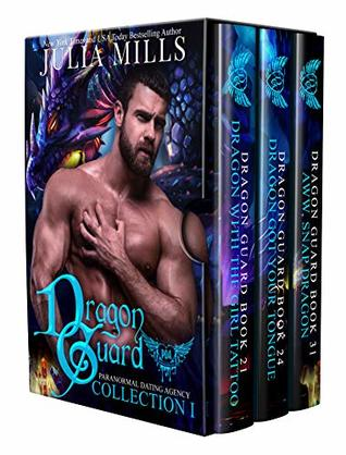 Dragon Guard: Paranormal Dating Agency (Collection Book 1)