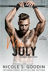 Mr. July (Calendar Boys #7)