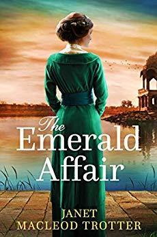 The Emerald Affair (The Raj Hotel #1)