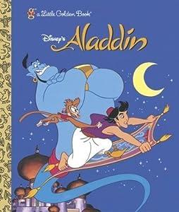 Disney's Aladdin (A Little Golden Book)