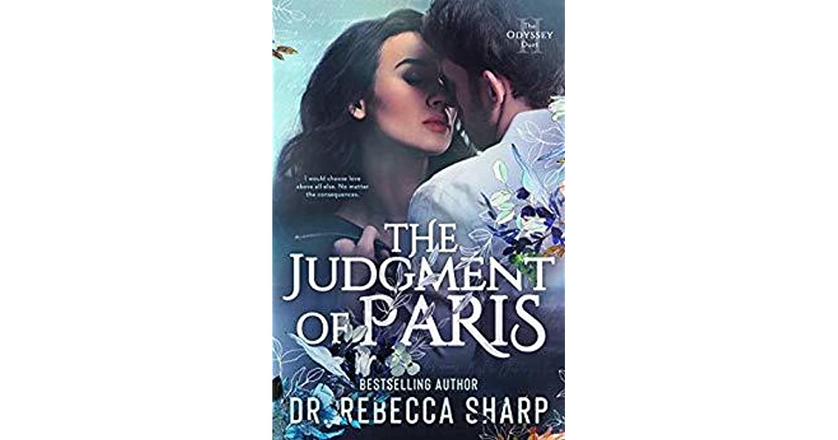 The Judgment of Paris (The Odyssey Duet #2) by Rebecca Sharp