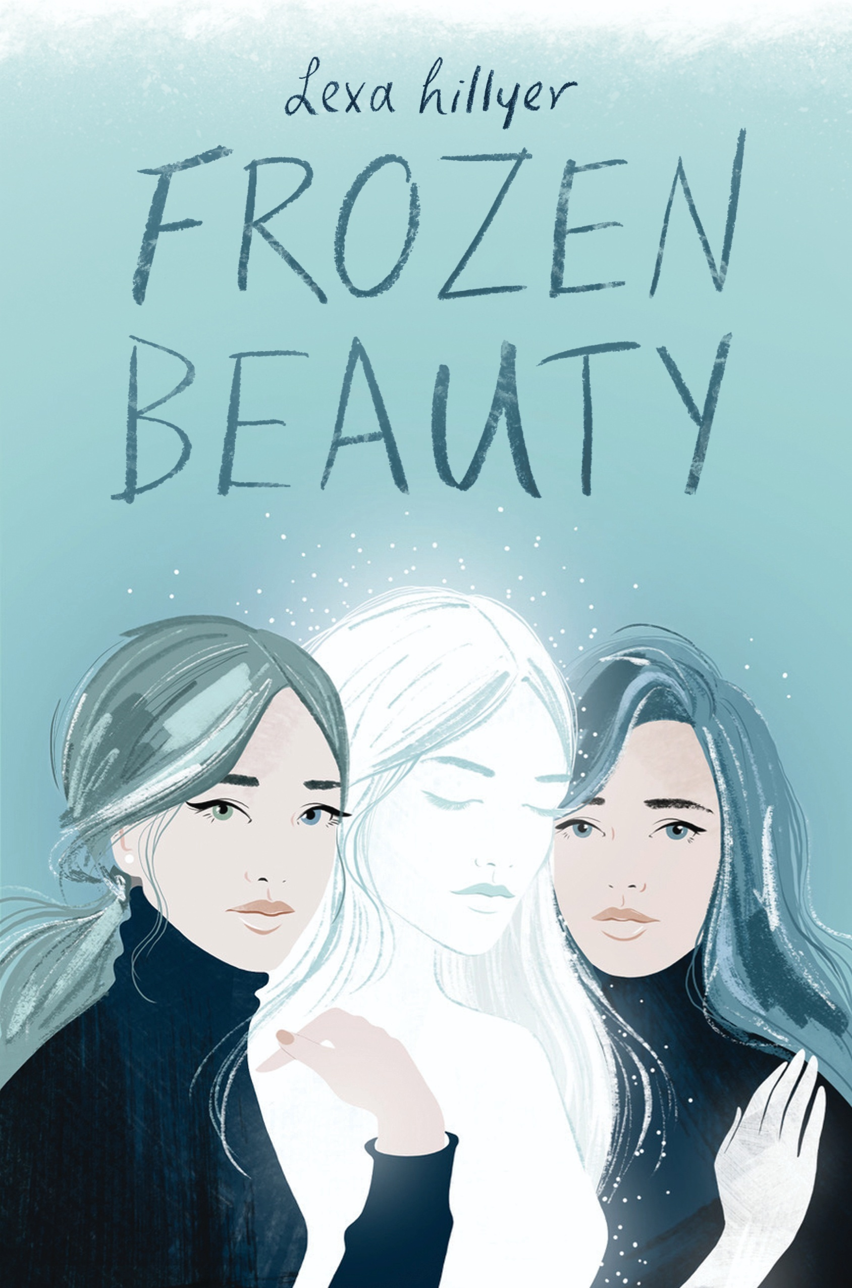 Frozen Beauty - Lexa Hillyer