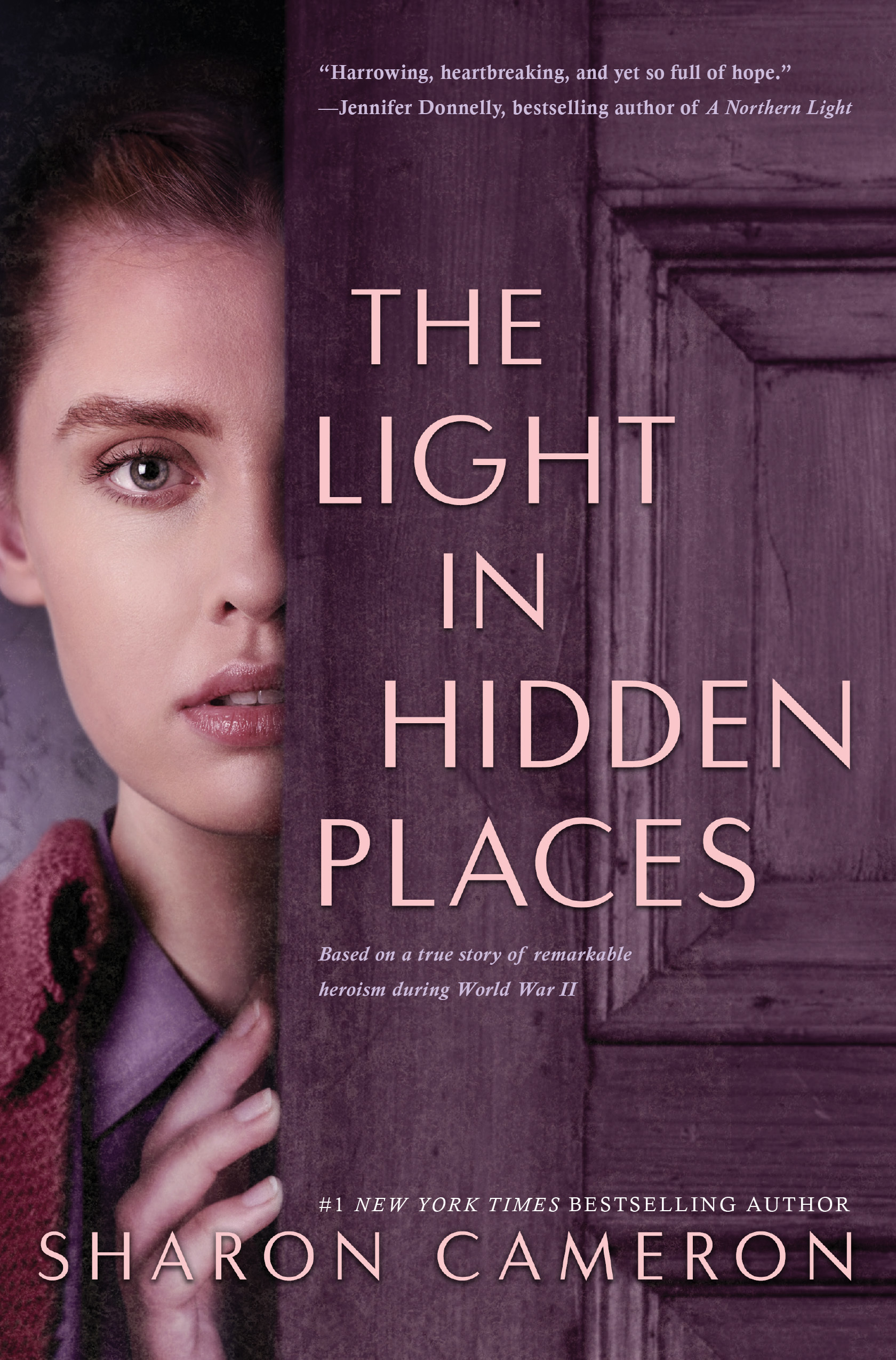 The Light in Hidden Places - Sharon Cameron