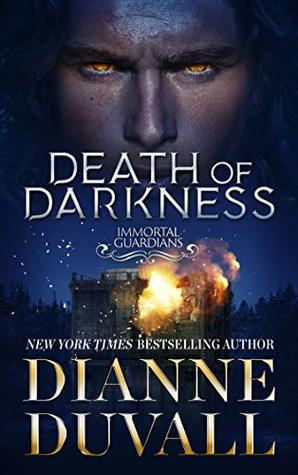 Death of Darkness (Immortal Guardians, #9)