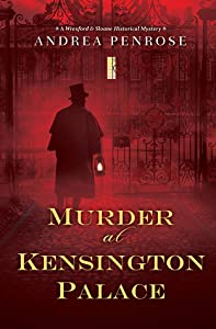 Murder at Kensington Palace (Wrexford & Sloane, #3)