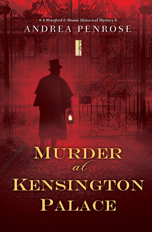 Murder at Kensington Palace (A Wrexford & Sloane Mystery, #3)
