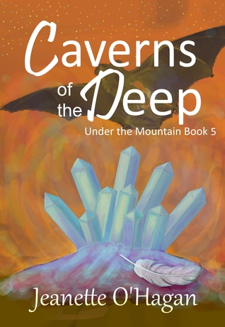 Caverns of the Deep by Jeanette O'Hagan