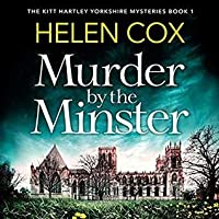 Murder by the Minister (Kitt Hartley Yorkshire Mysteries, #1)
