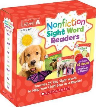 Nonfiction Sight Word Readers Level A