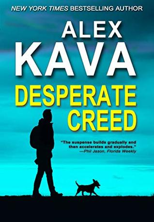 Desperate Creed (Ryder Creed #5)