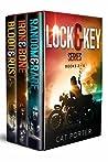 Lock & Key Series (Lock & Key, #2-4)