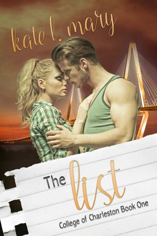 The List (College of Charleston, #1)
