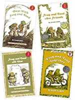 Frog And Toad Book Set  (Frog and Toad #1-4)