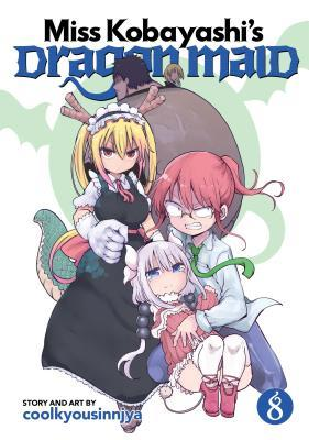 Miss Kobayashi's Dragon Maid, Vol. 8
