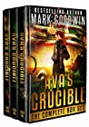 Post-Apocalyptic Box Set: Ava's Crucible: A Saga of America's Coming Civil War