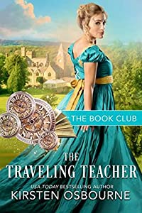 The Traveling Teacher (The Book Club, #9)