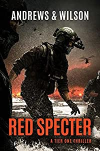 Red Specter (Tier One #5)