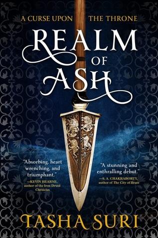 Realm of Ash (The Books of Ambha, #2)
