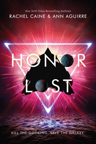 Honor Lost (The Honors, #3) by Rachel Caine