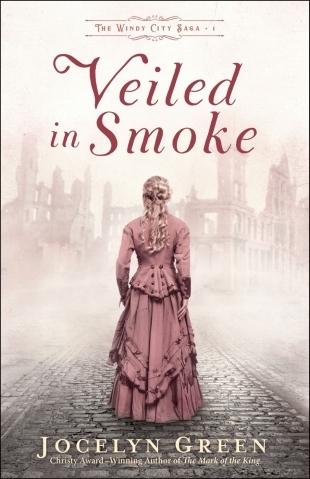 Veiled in Smoke - Jocelyn Green