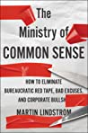 The Ministry of Common Sense by Martin Lindstrom