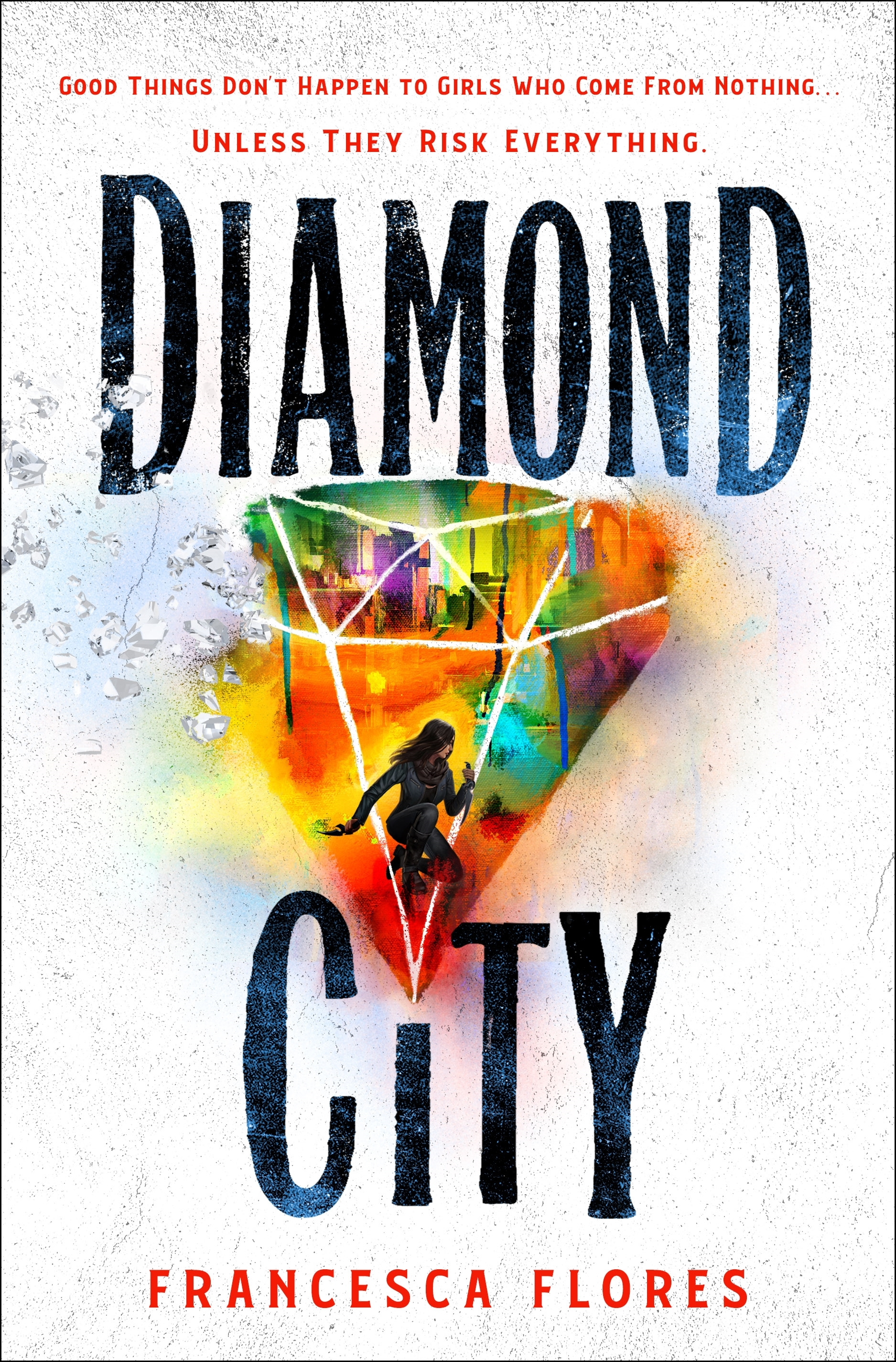 Diamond City - Francesca Flores