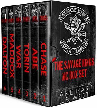 Savage Kings MC Box Set: Books 1-6
