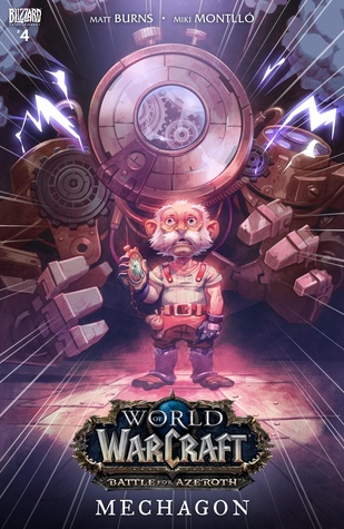 World of Warcraft - Mechagon