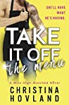 Take It Off the Menu (Mile High Matched, #3)