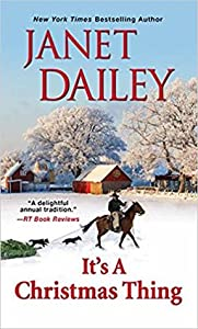 It's a Christmas Thing (The Christmas Tree Ranch, #2)