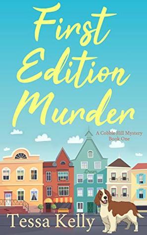 First Edition Murder (Sandie James #1)