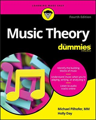 Music Theory For Dummies (For Dummies (Career/Education))