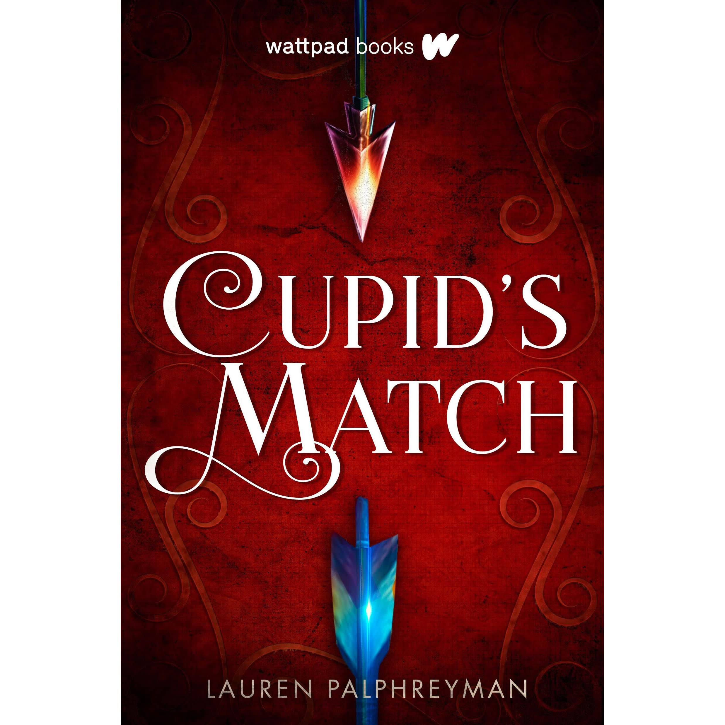 Cupid's Match by Lauren Palphreyman
