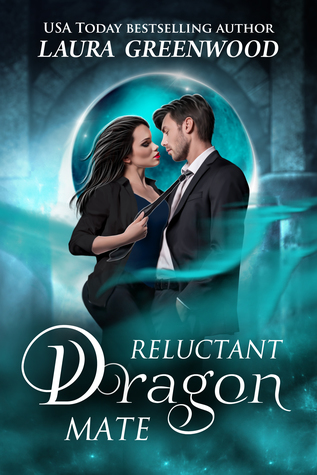 Reluctant Dragon Mate (MatchMater Paranormal Dating App, #1)