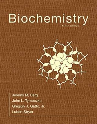 Biochemistry By Lubert L Stryer