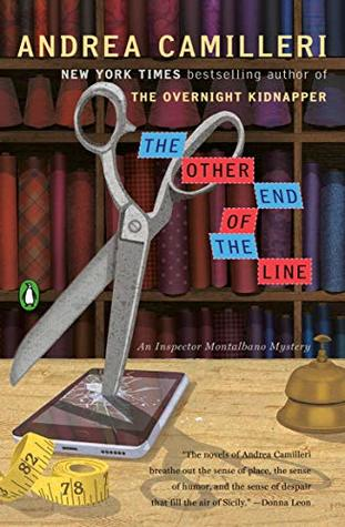 The Other End of the Line (Inspector Montalbano Mystery #24)